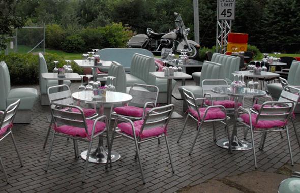 American Diner Retro Moebel – Specials & Unikate Hafenwerk