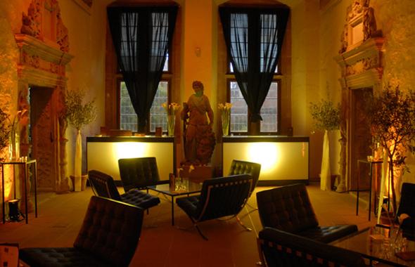 Barcelona Chair Lounge Heidelberg