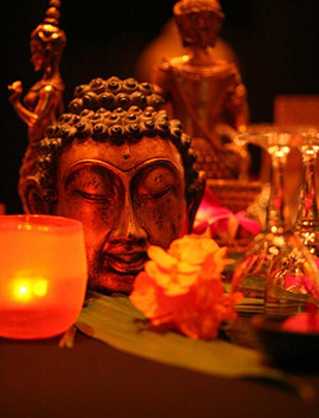 Buddha Orient Dekoration