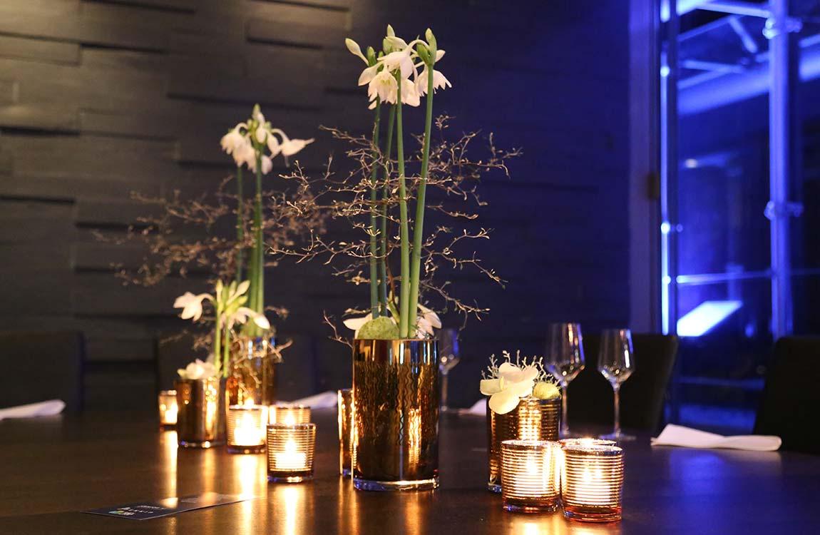 Dosen und Vasen – Floristik Dekoration Hafenwerk