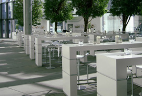 Automotive Events Dekoration Hafenwerk Eventdesign