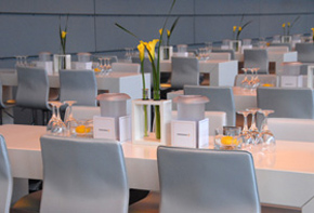 HighFly Calla – Firmenevents Dekoration Hafenwerk