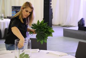 Floristik Eventdesign Hafenwerk