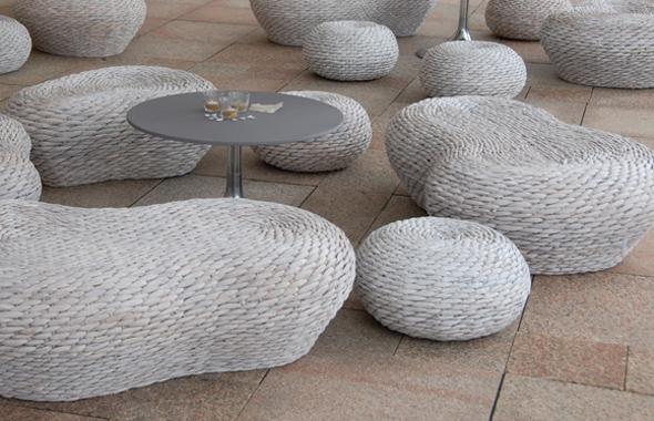 Kidney Lounge Outdoor Hafenwerk