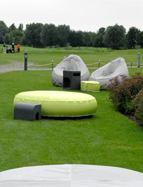 Kissen Lounge Outdoor Hafenwerk