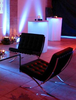 Lounge Barcelons Chair Dekoration Hafenwerk