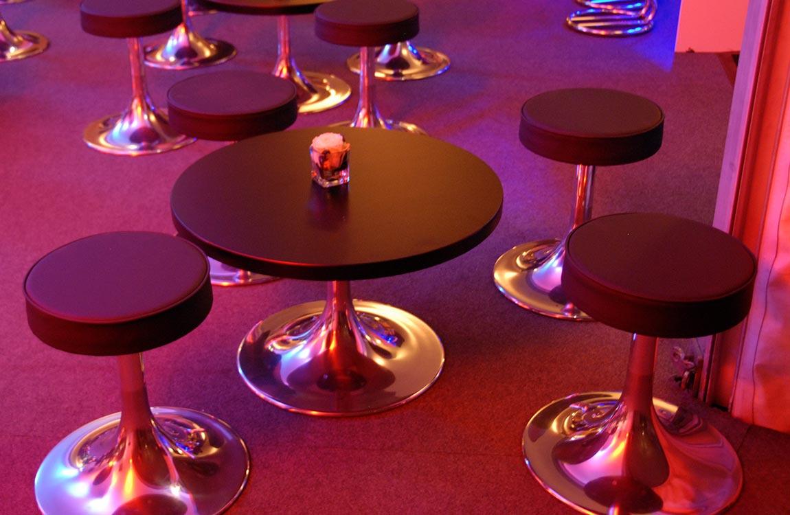 Tulpenfuss Lounge – einfach schön und zeiltos!