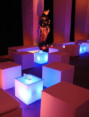 Luxus Lounge Cube Hafenwerk
