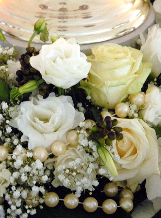 Perlen, Rispen und Rosen