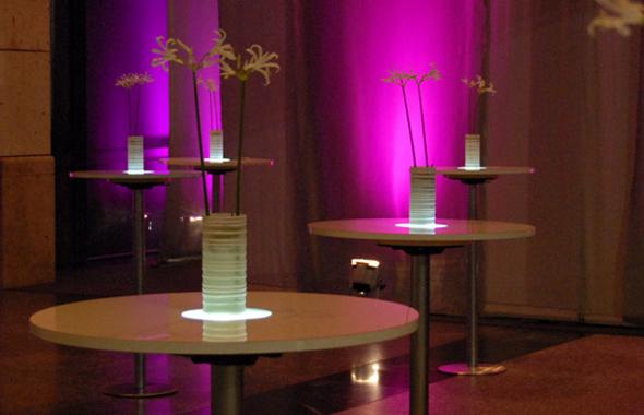 Shine Tisch Licht Hafenwerk