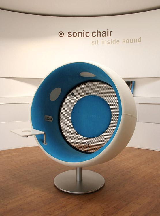 Sonic Chair Soundsessel