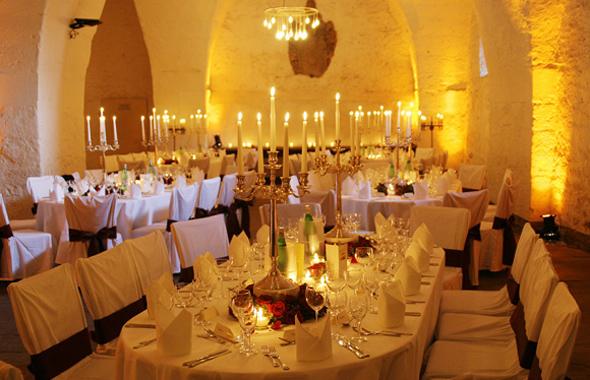 Saal Hochzeit Floristik Hafenwerk