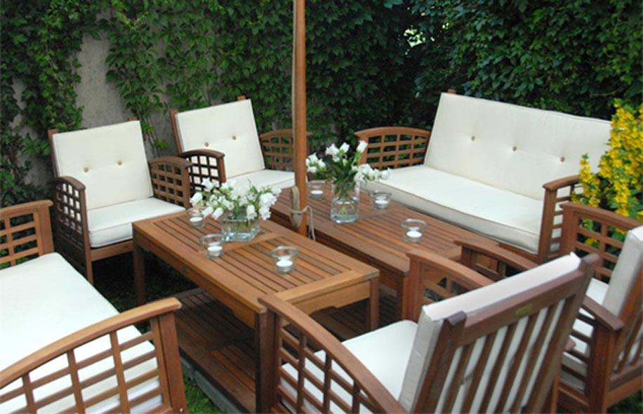 Teak Lounge Outdoor