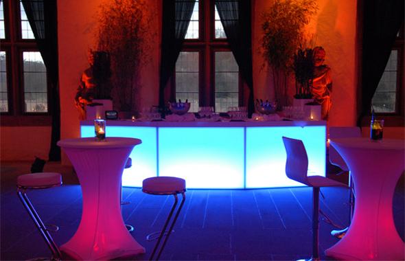 Theke – Bars, Buffet & Empfang Hafenwerk