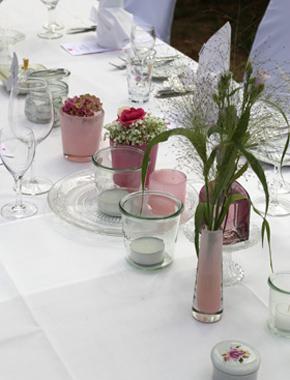Sommer Outdoor Hochzeit Floristik Hafenwerk