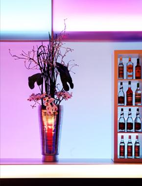 Vase Metall – Floristik Dekoration Hafenwerk