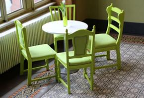 Vintage Stuhl – Specials & Unikate Hafenwerk