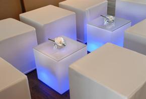 Luxus Würfel Lounge Dekoration Hafenwerk