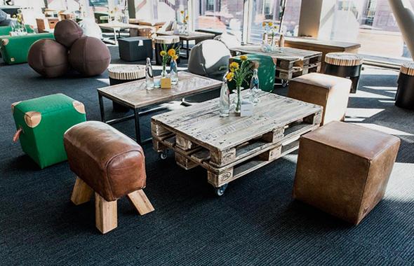 Sports Bar Retro Lounge Hafenwerk