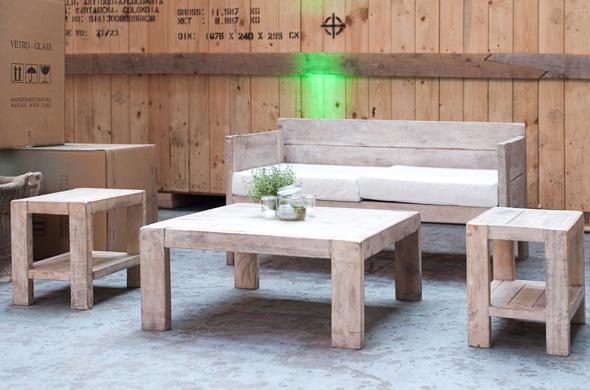 Bauholz Lounge