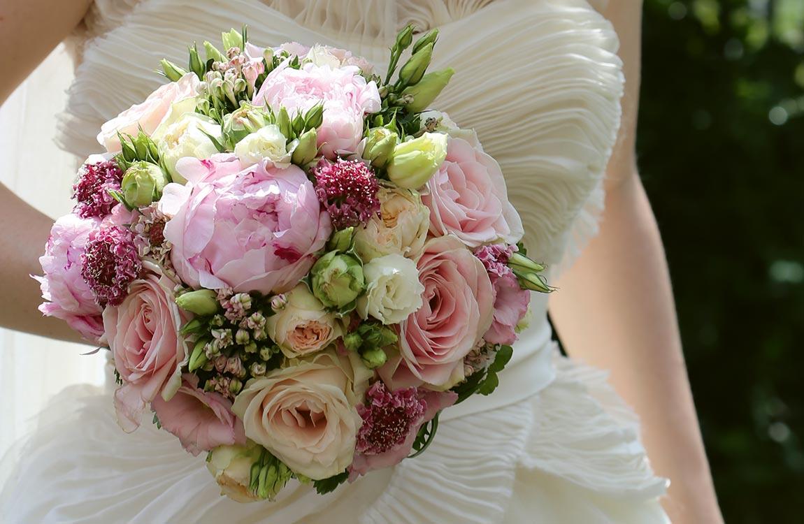 Brautstrauß aus Meisterhand