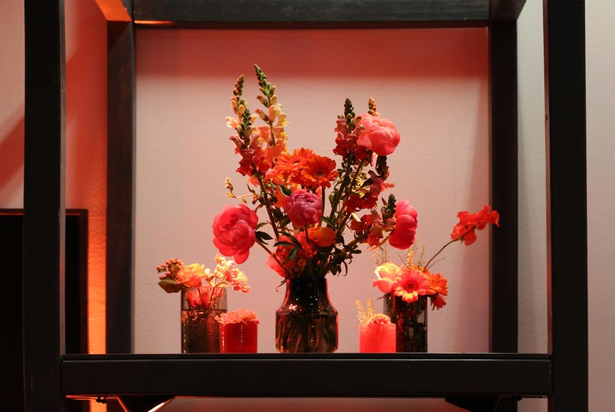 Florales Ensemble