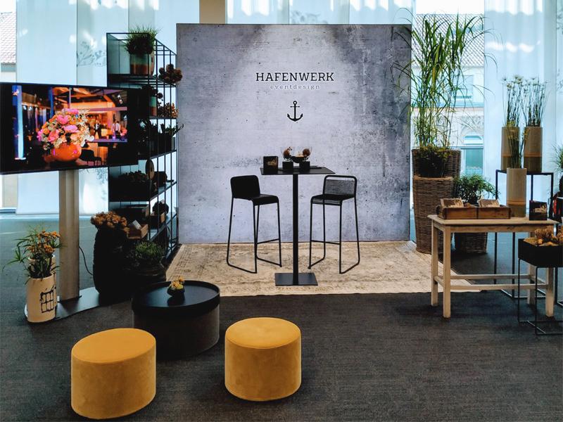 HAFENWERK als Sponsor & Partner bei der EVVC Fachtagung 2019